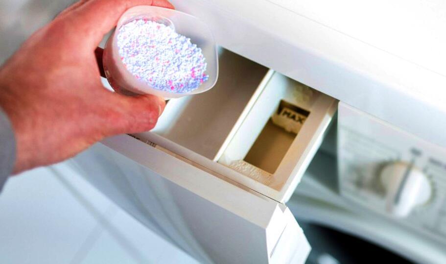 Bild zu Wäsche richtig Waschen mit Waschpulver.