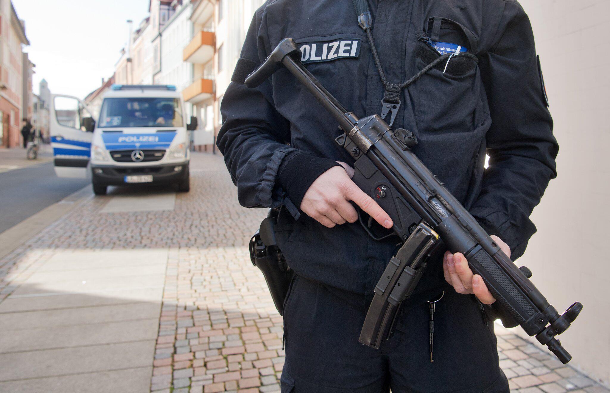 Bild zu Maschinenpistole MP5
