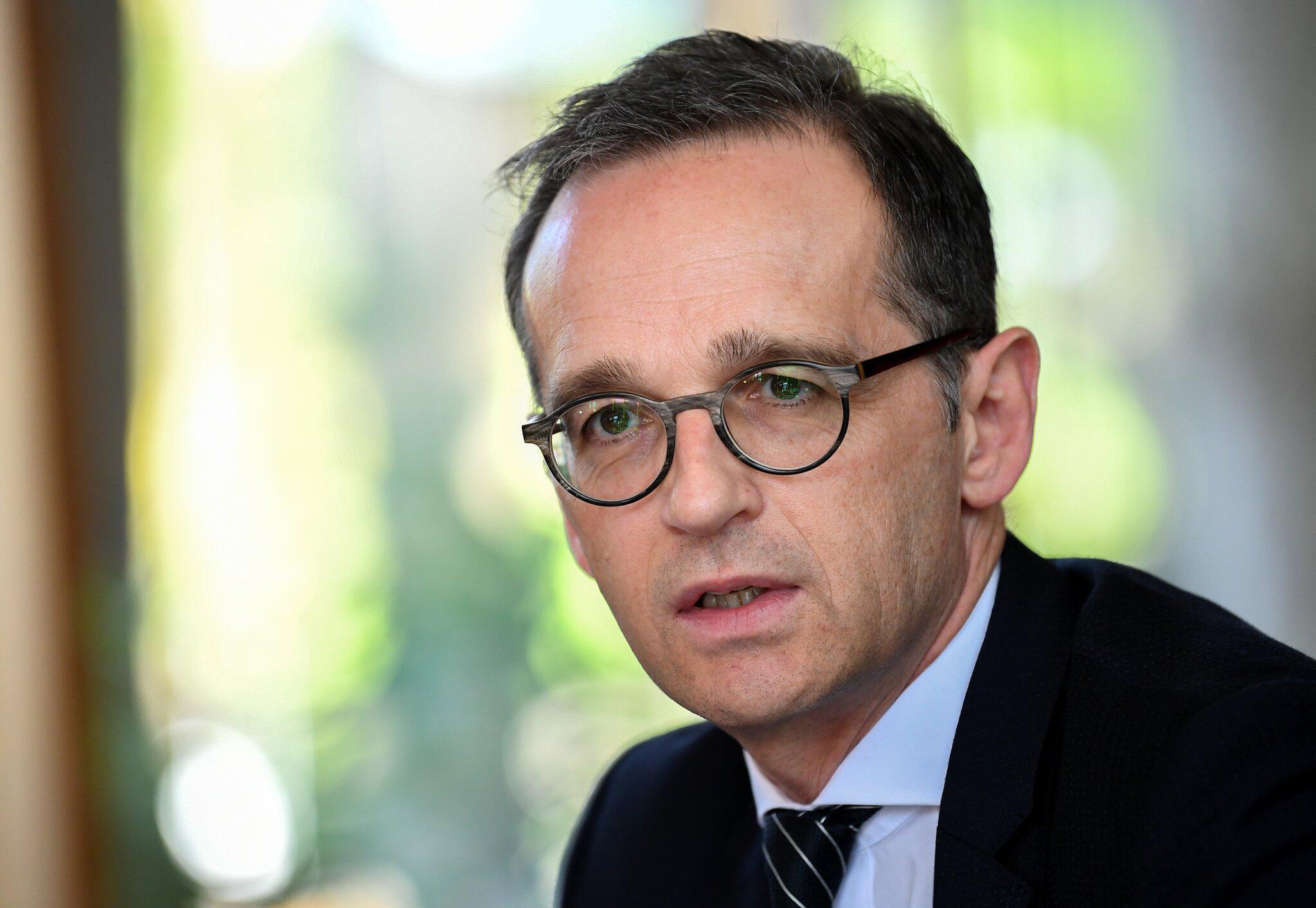 Bild zu Heiko Maas, Aussenminister, Litauen