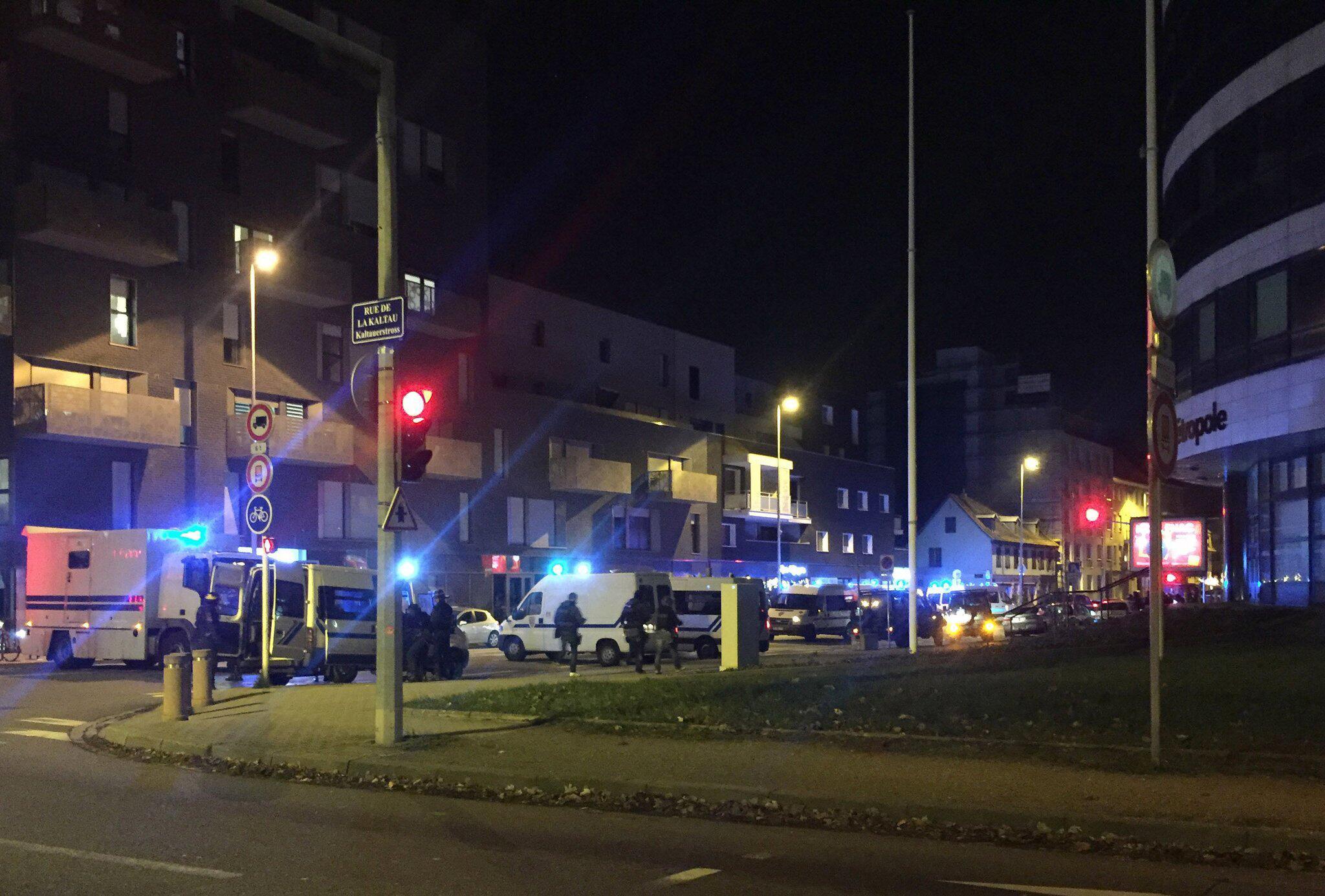 Bild zu Terror-Angriff auf Strassburger Weihnachtsmarkt