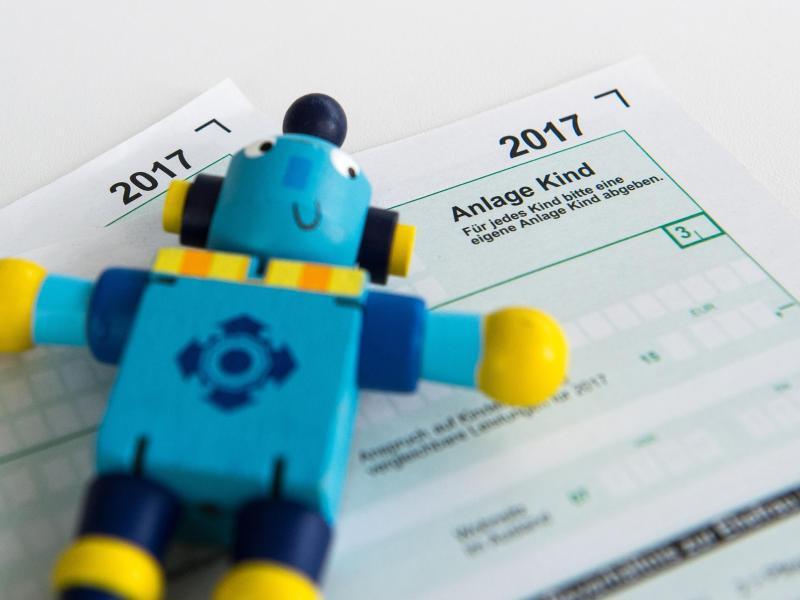 Bild zu Steuererklärung für Familien