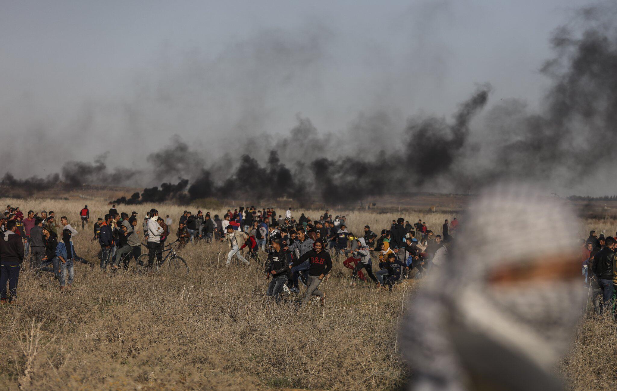 Bild zu Jerusalem-Konflikt - Unruhen