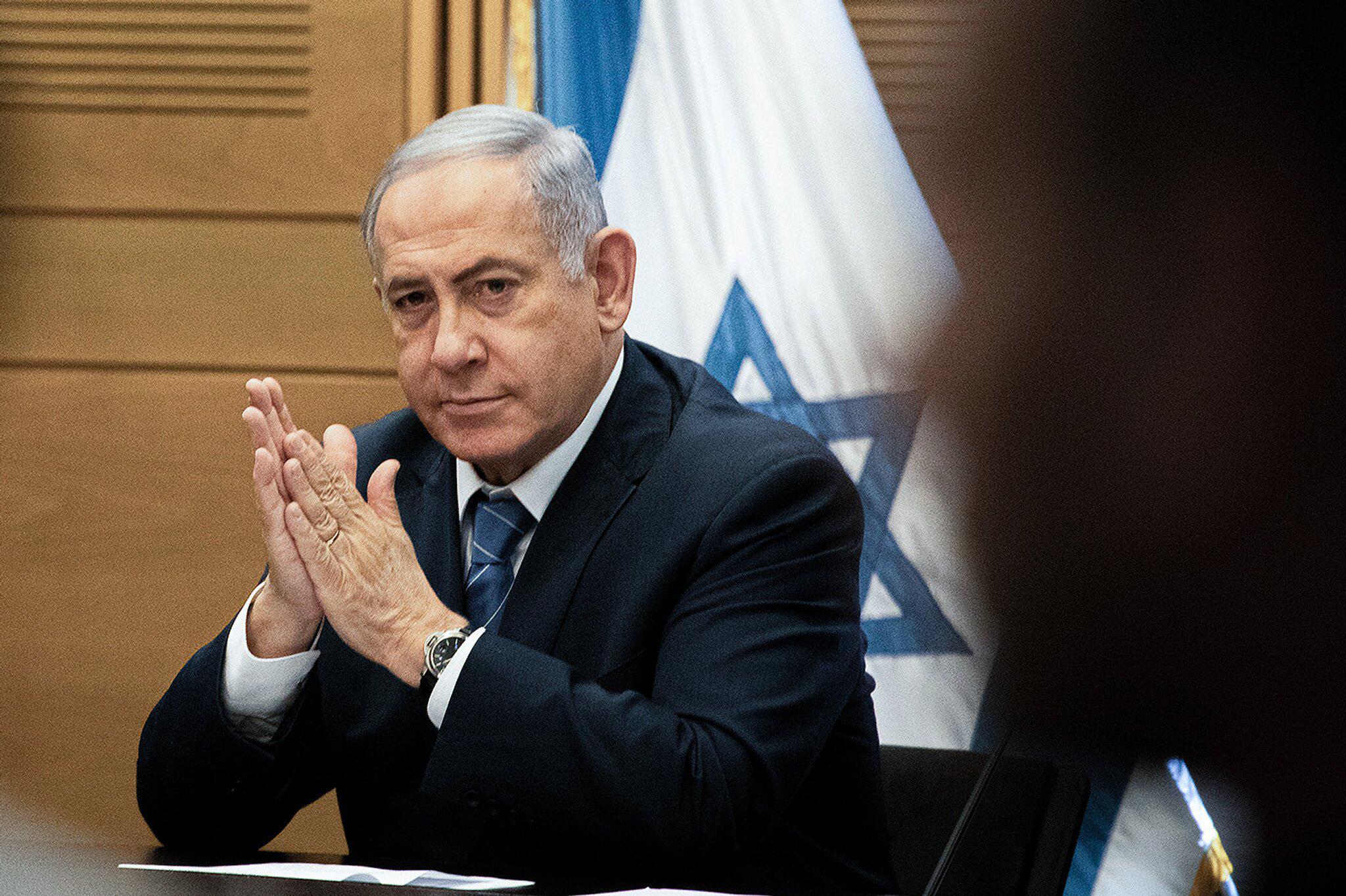Bild zu Benjamin Netanjahu