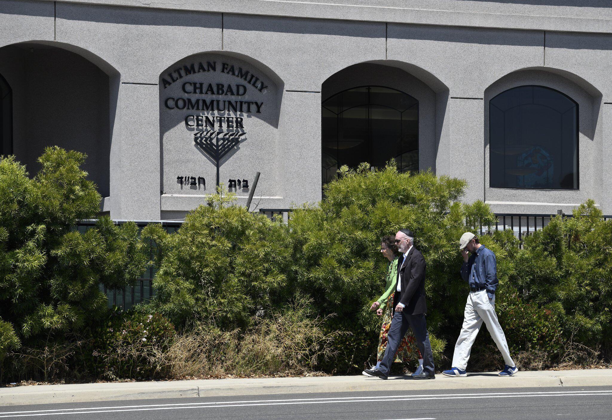 Bild zu Synagogenschiessen - Kalifornien