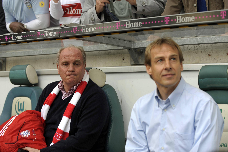 Bild zu Uli Hoeness, FC Bayern München, Bundesliga, Präsident