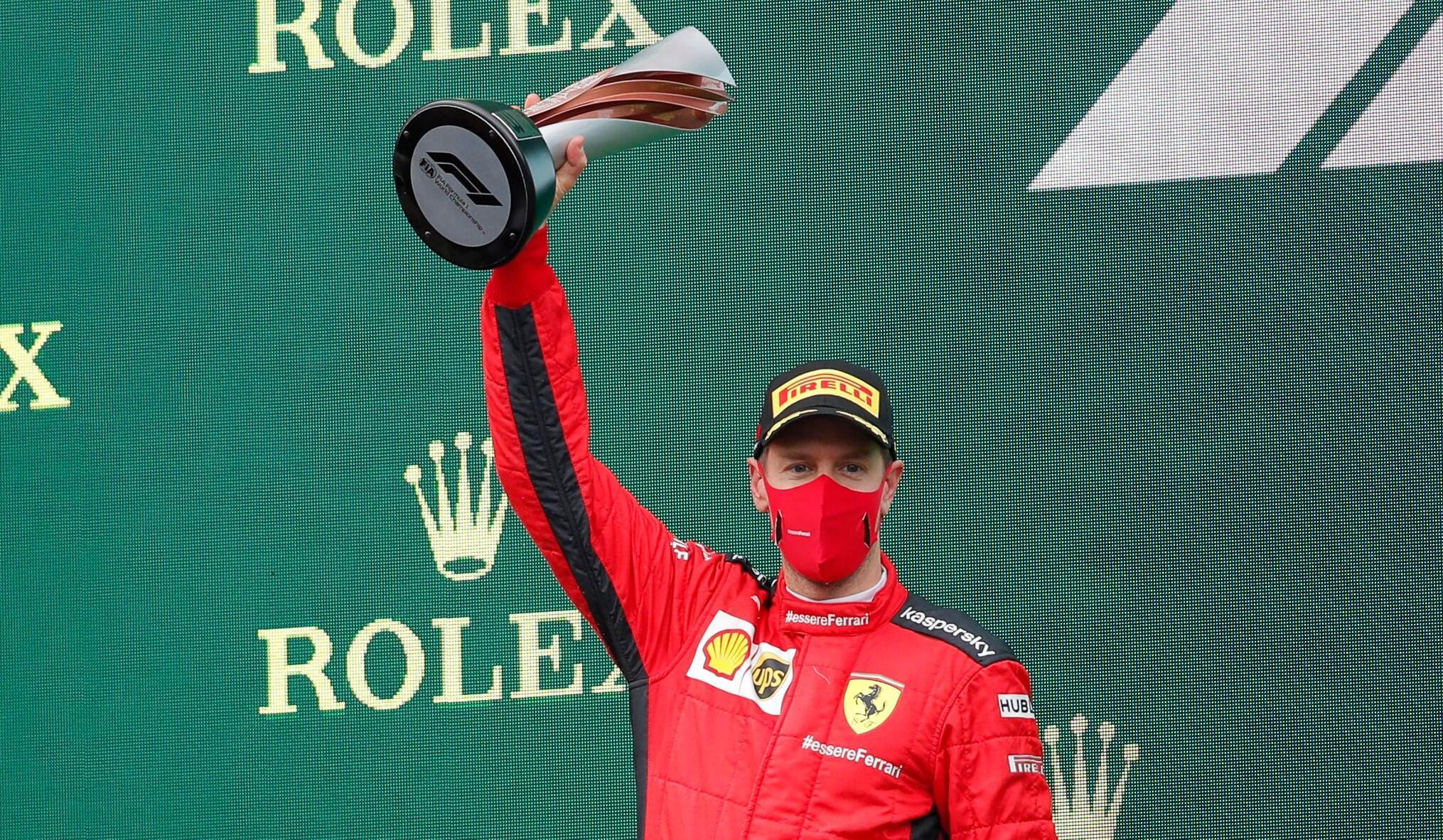 Bild zu Formel 1 - Grand Prix der Türkei
