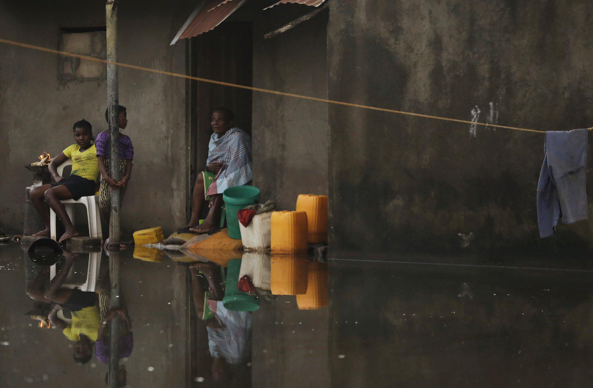 Bild zu Zyklon «Idai» - Mosambik