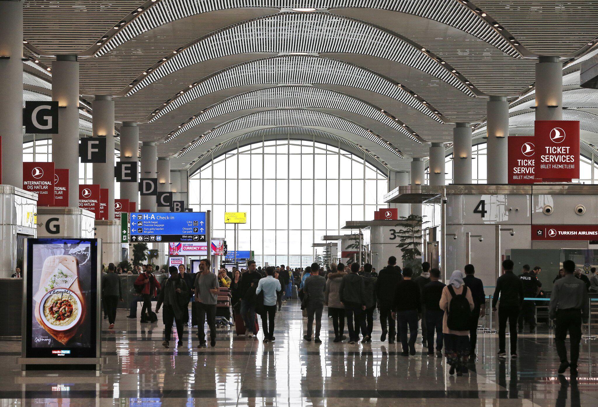 Bild zu Neuer Flughafen Istanbul