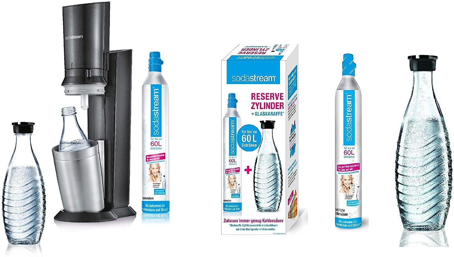 Bild zu amazon, sodastream, black friday