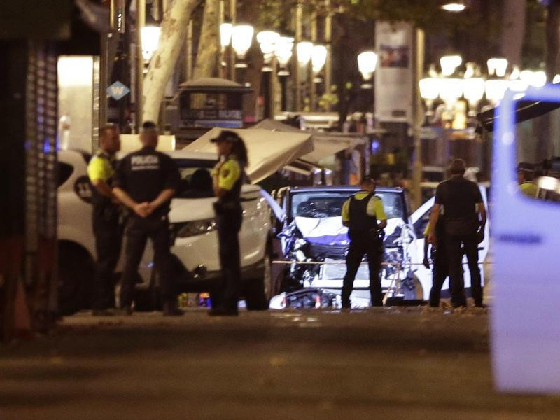 Bild zu Anschlag in Barcelona