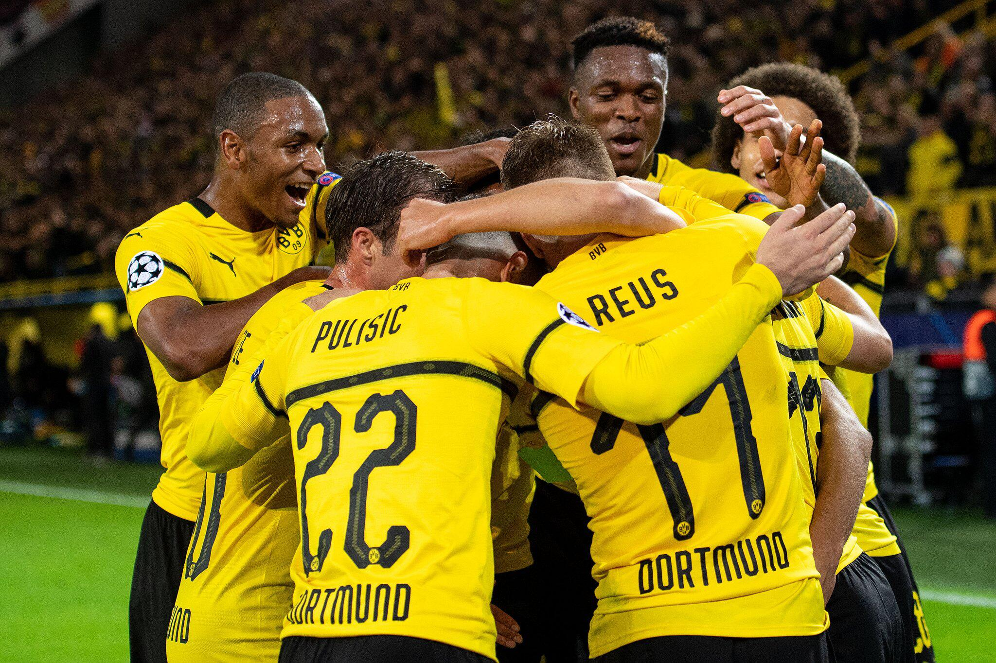 Bild zu Borussia Dortmund - Atletico Madrid