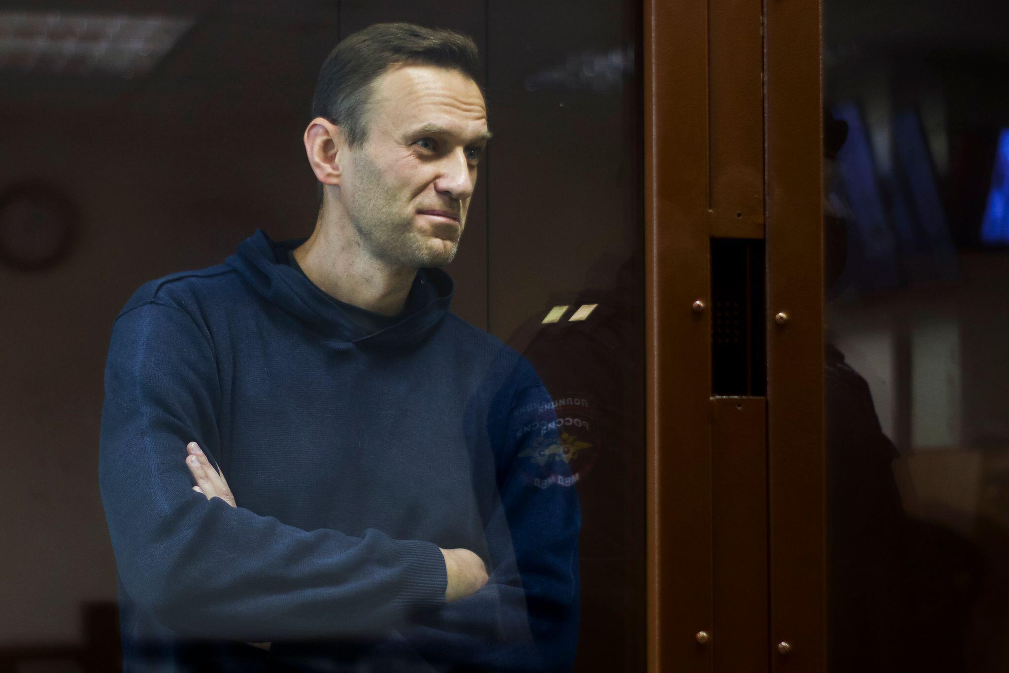 Bild zu Gericht verurteilt Kremlgegner Nawalny