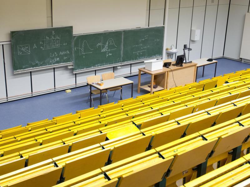 Bild zu Hörsaal der Universität Osnabrück