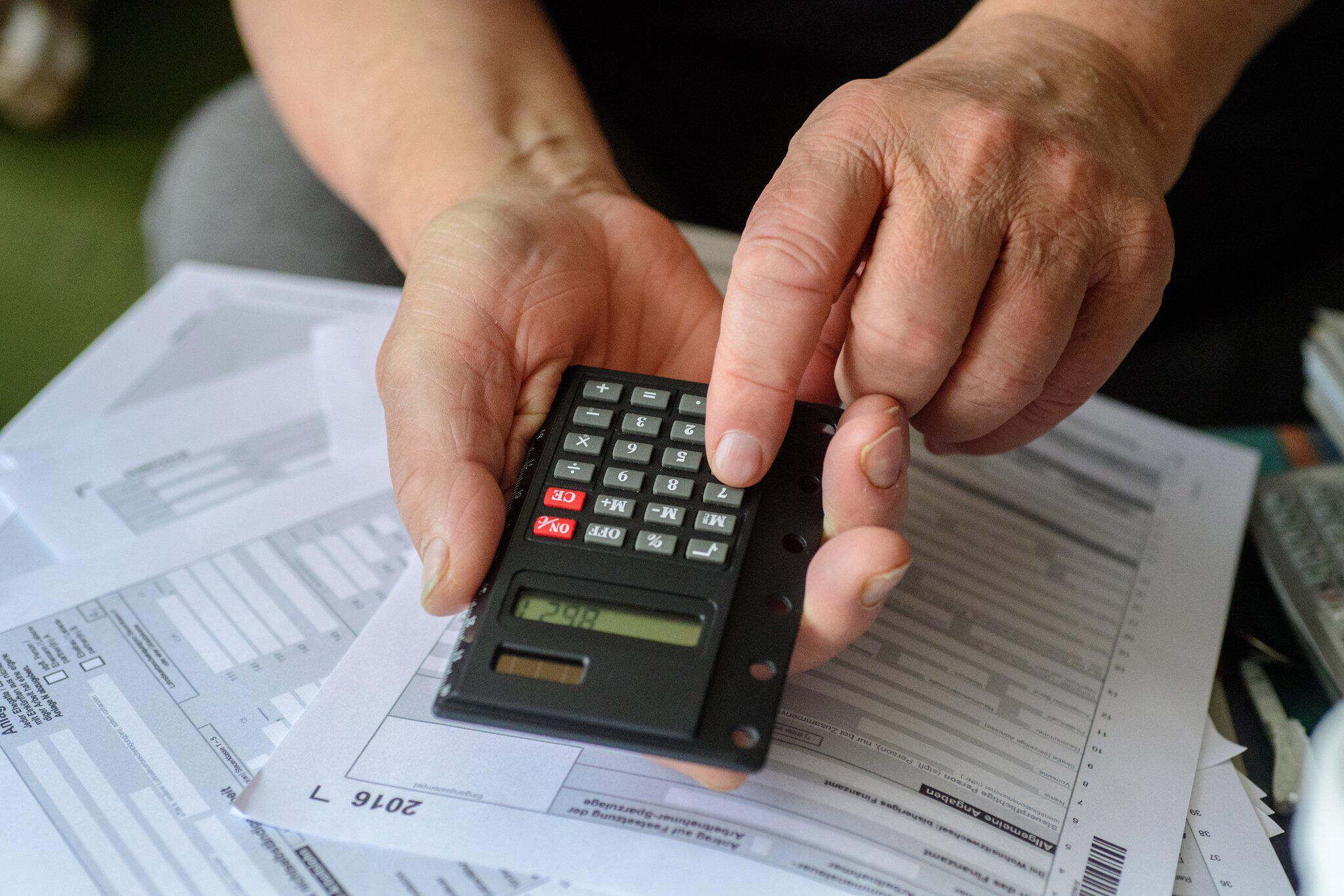 Bild zu Steuerbelastung für Rentner steigt