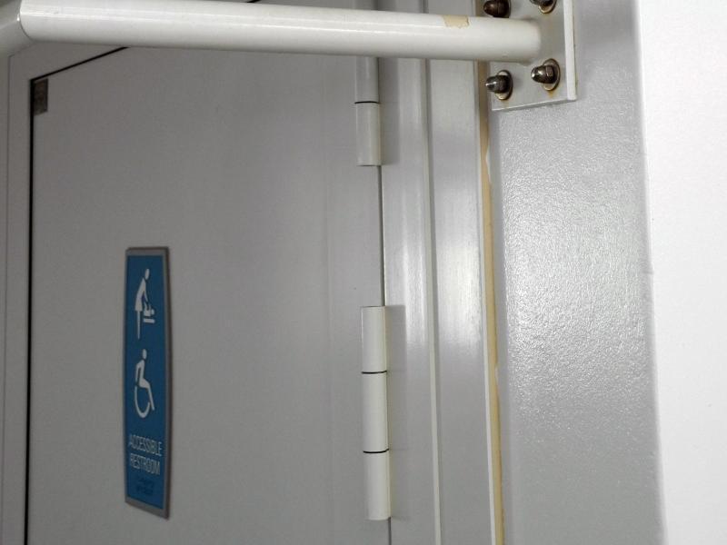 Bild zu Toiletten für Rollstuhlfahrer