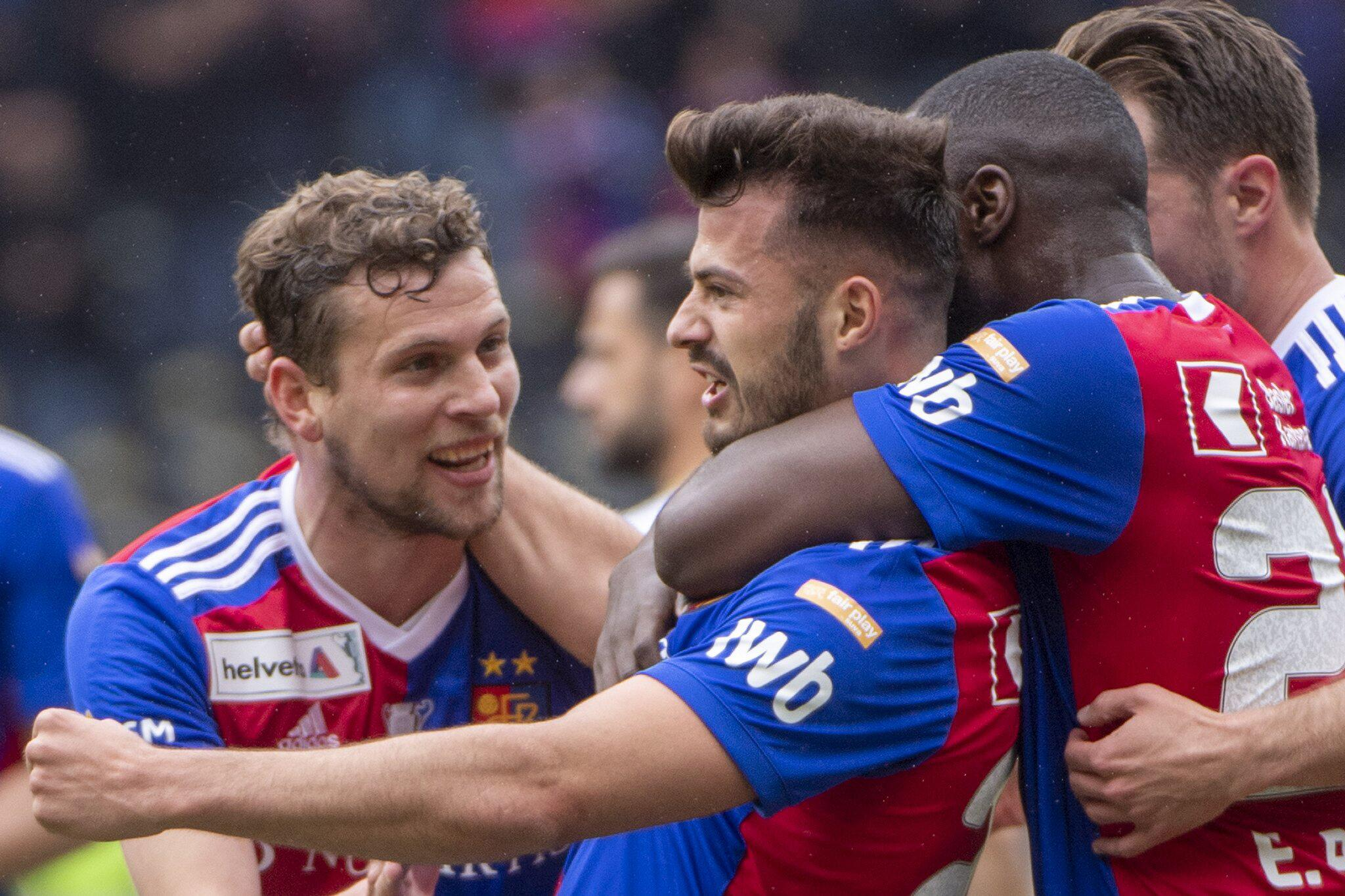 Bild zu Cup Finale FC Basel - FC Thun