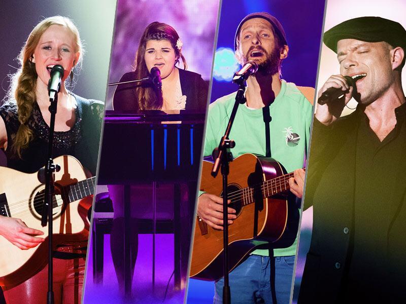 Bild zu Die Finalisten von The Voice of Switzerland