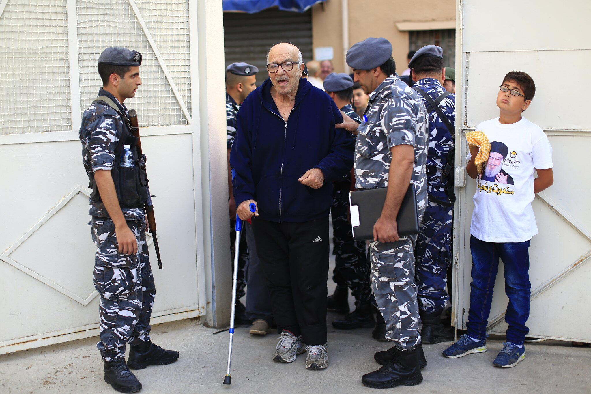 Bild zu Wahl im Libanon