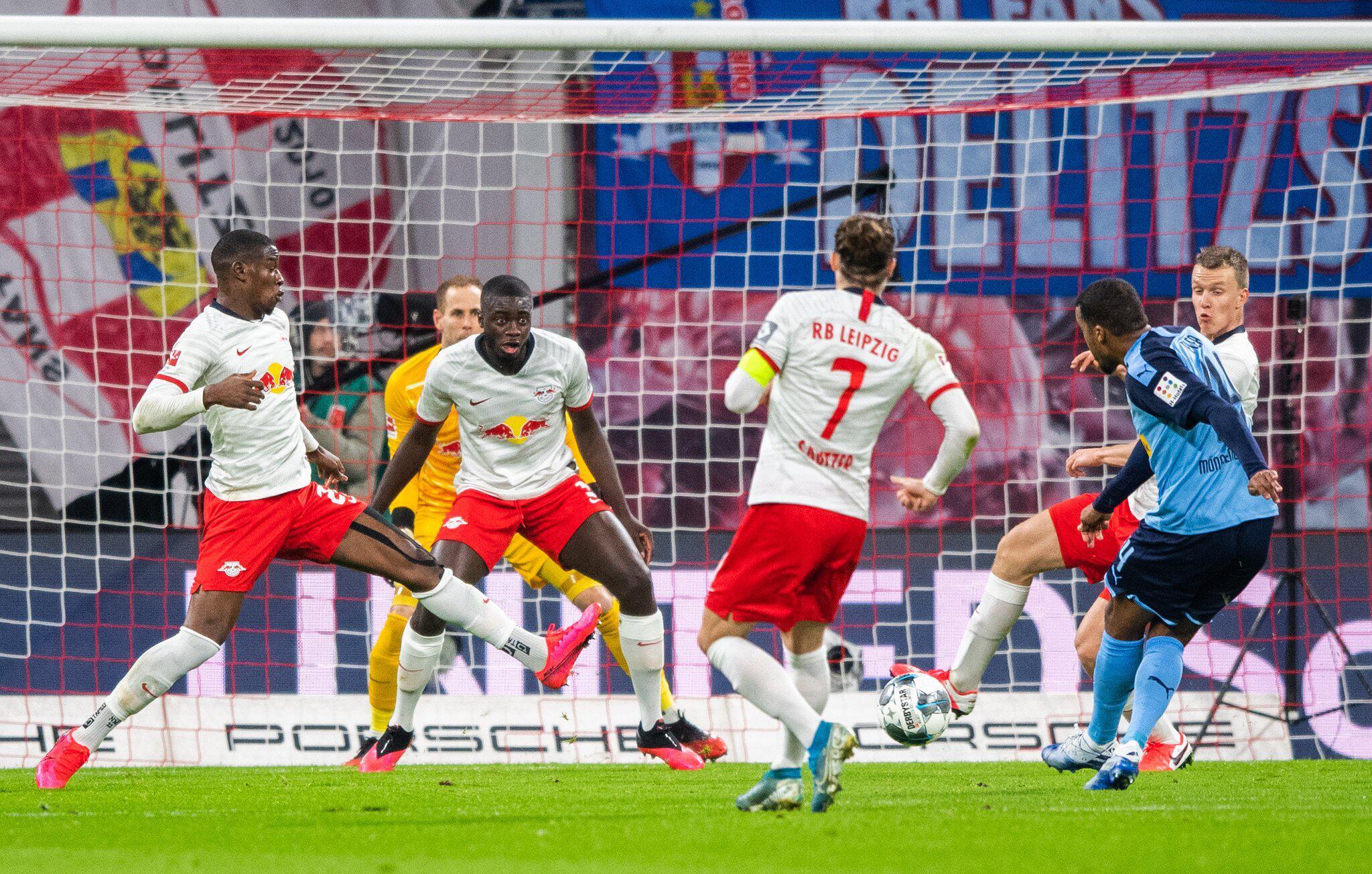 Bild zu Germany Bundesliga - RB Leipzig vs Borussia Moenchengladbach