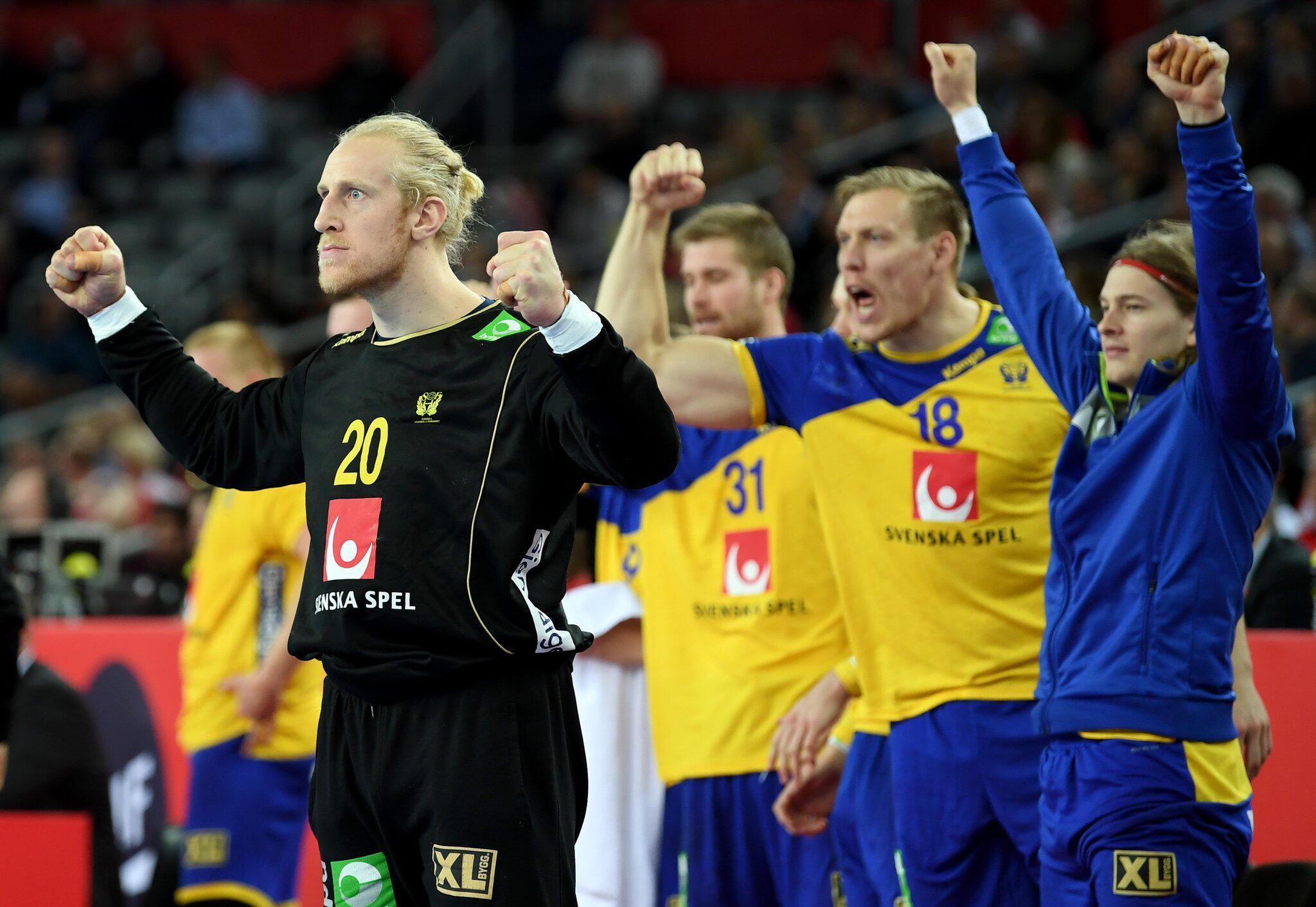 handball schweden dänemark