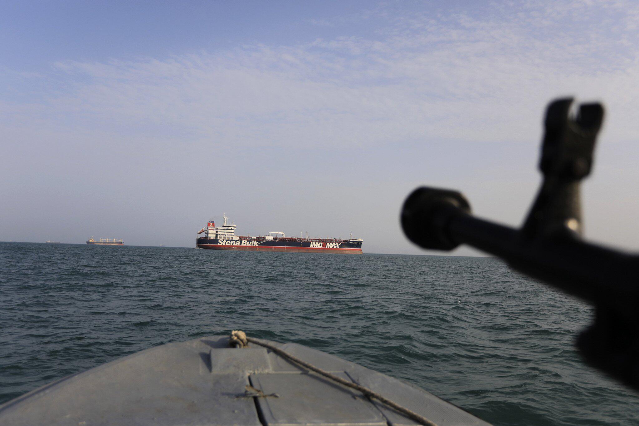Bild zu Iran - Öltanker Stena Impero