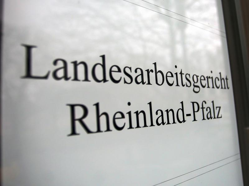 Bild zu Landesarbeitsgericht Mainz