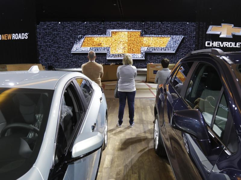 Bild zu Detroit Auto Show