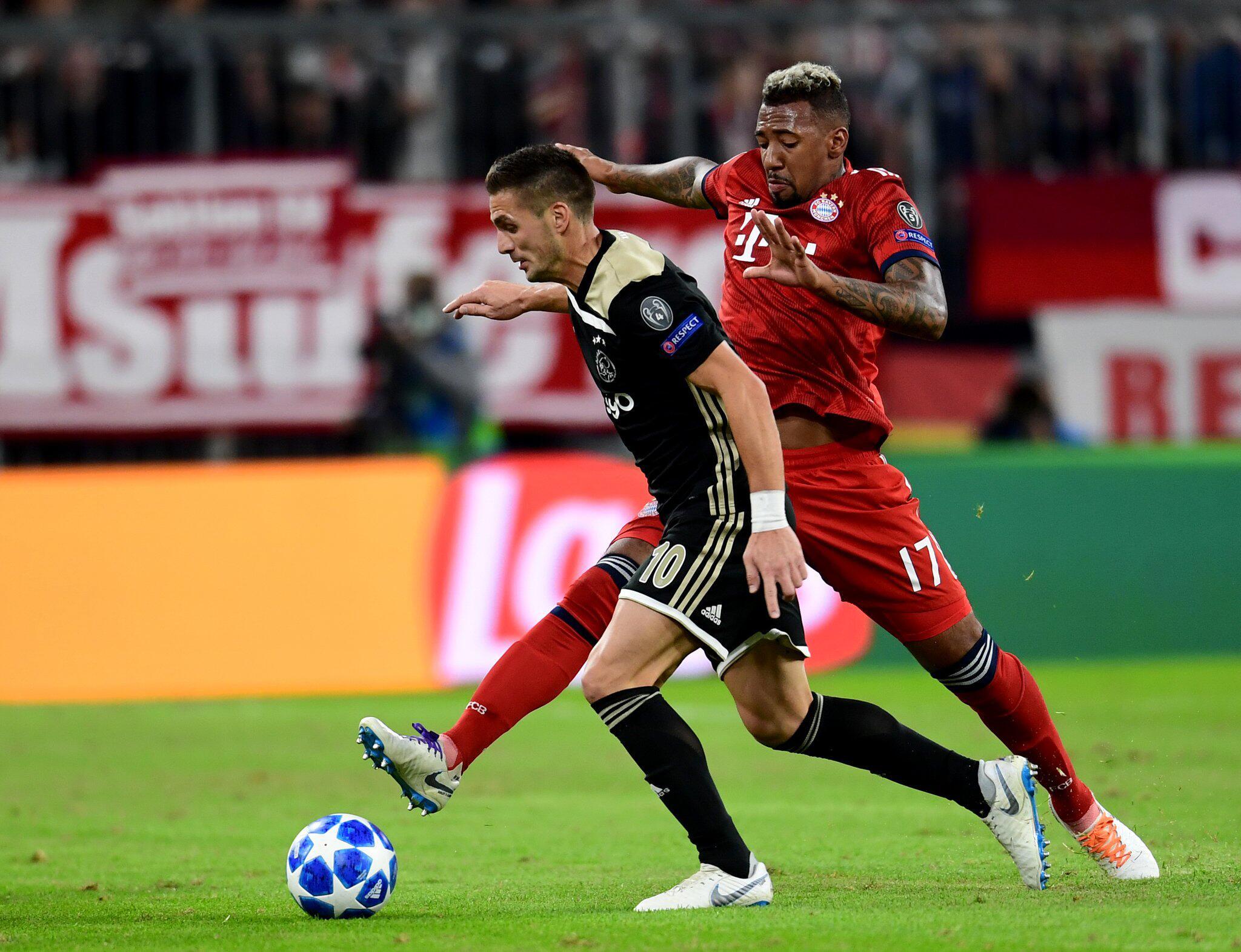 Bild zu UEFA Champions League - Bayern Munich vs Ajax Amsterdam