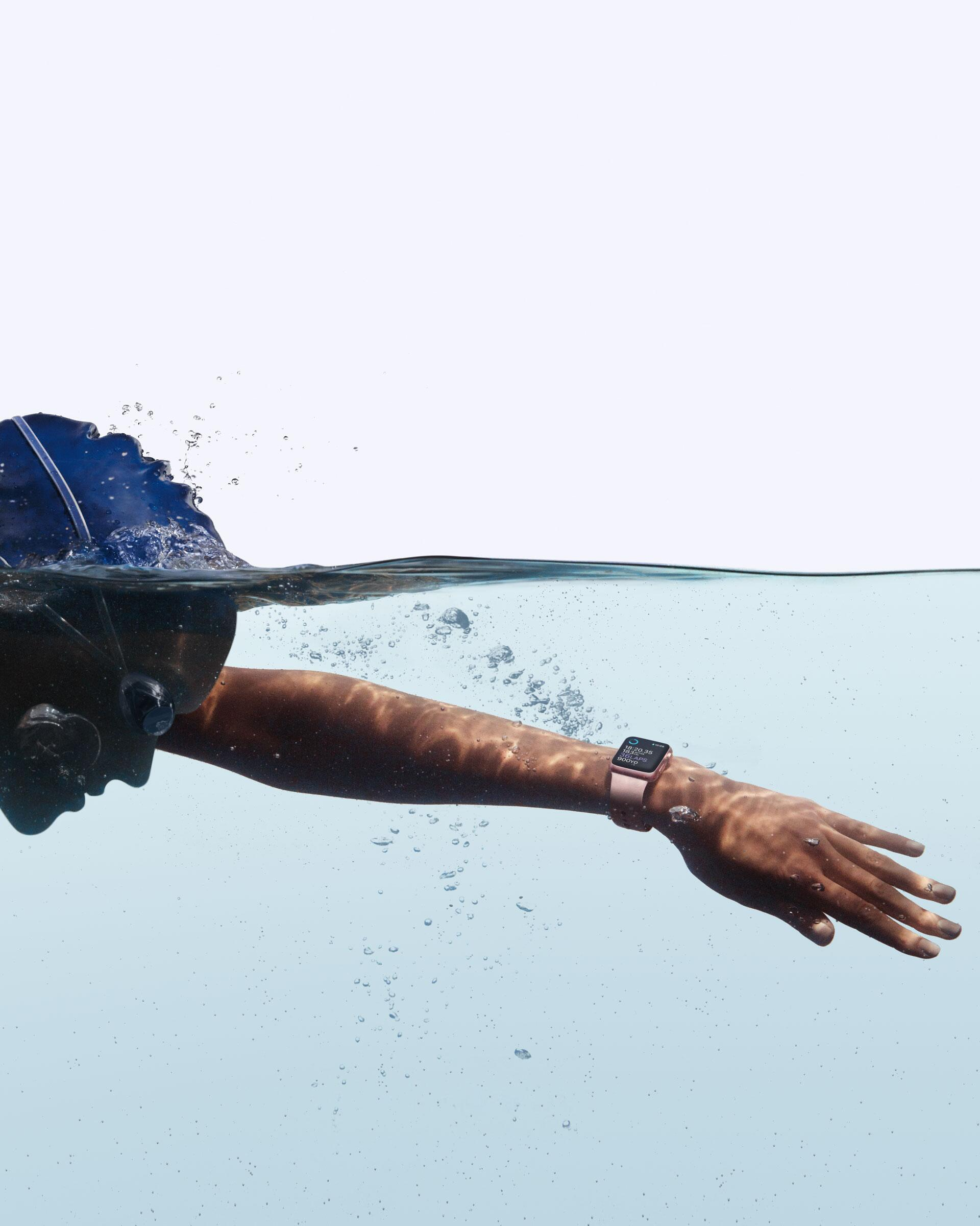 Bild zu Apple Watch Series 2