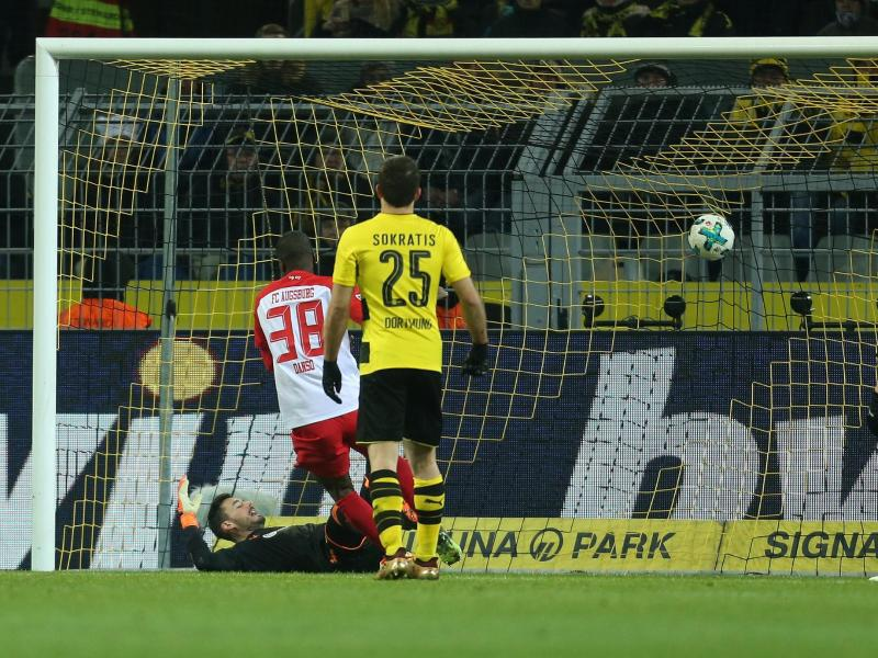 Bild zu Borussia Dortmund - FC Augsburg