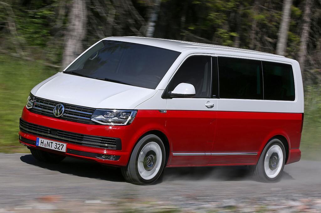 VW T6 wird nicht mehr ausgeliefert | GMX.CH