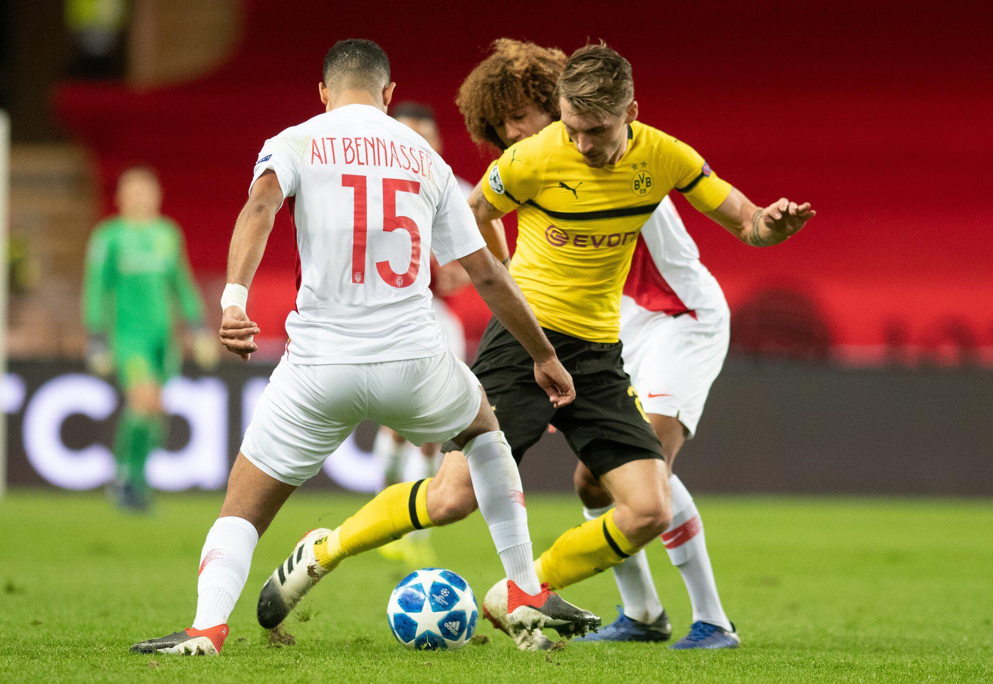 Bild zu AS Monaco - Borussia Dortmund
