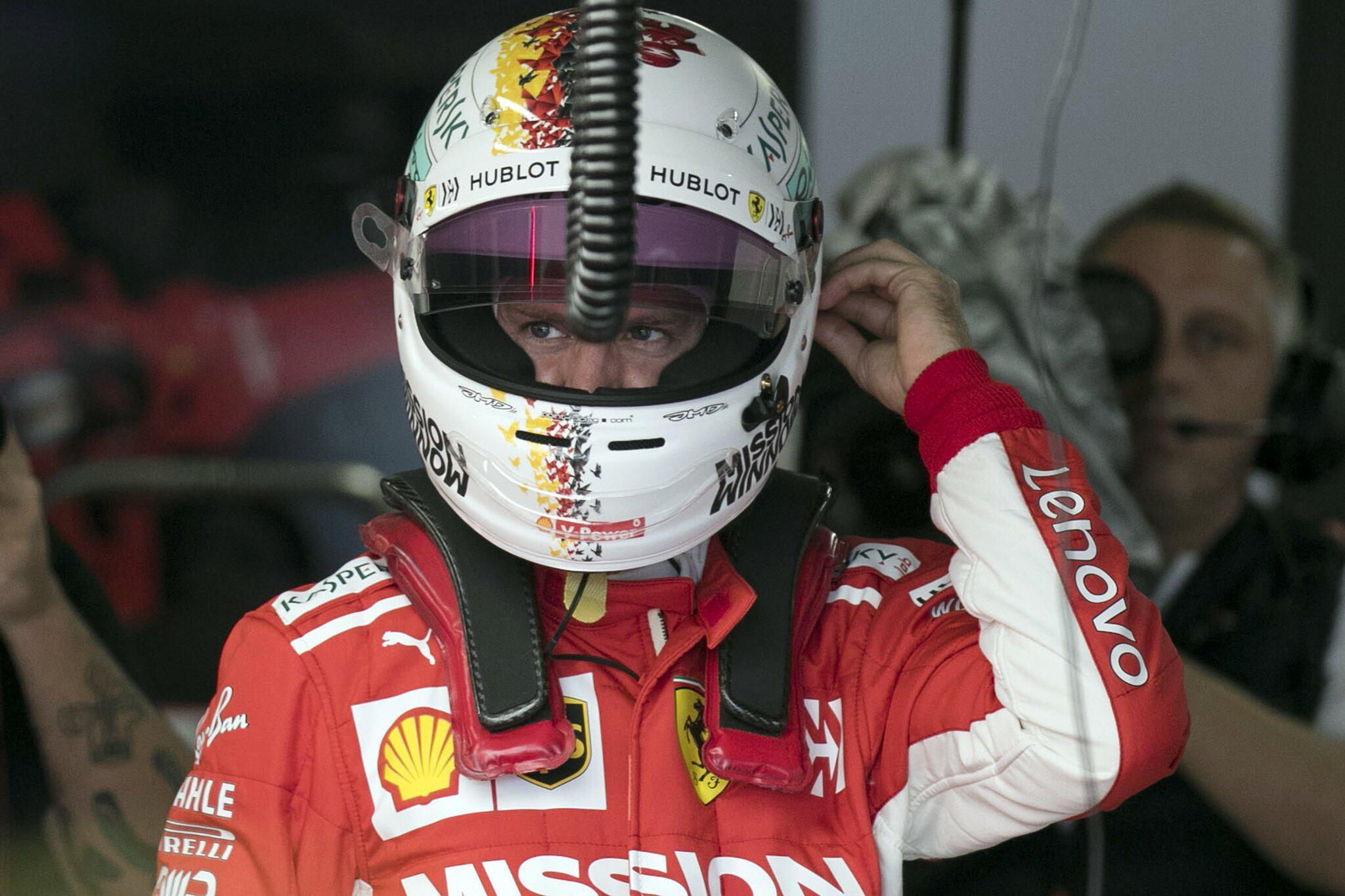 Bild zu Formel 1: Grosser Preis von Japan - Training