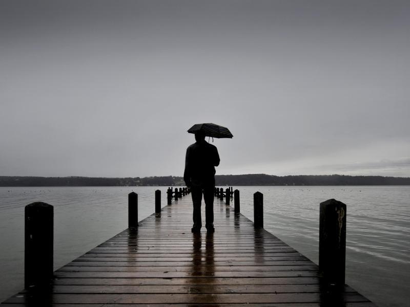 Bild zu Wenn Einsamkeit krank macht