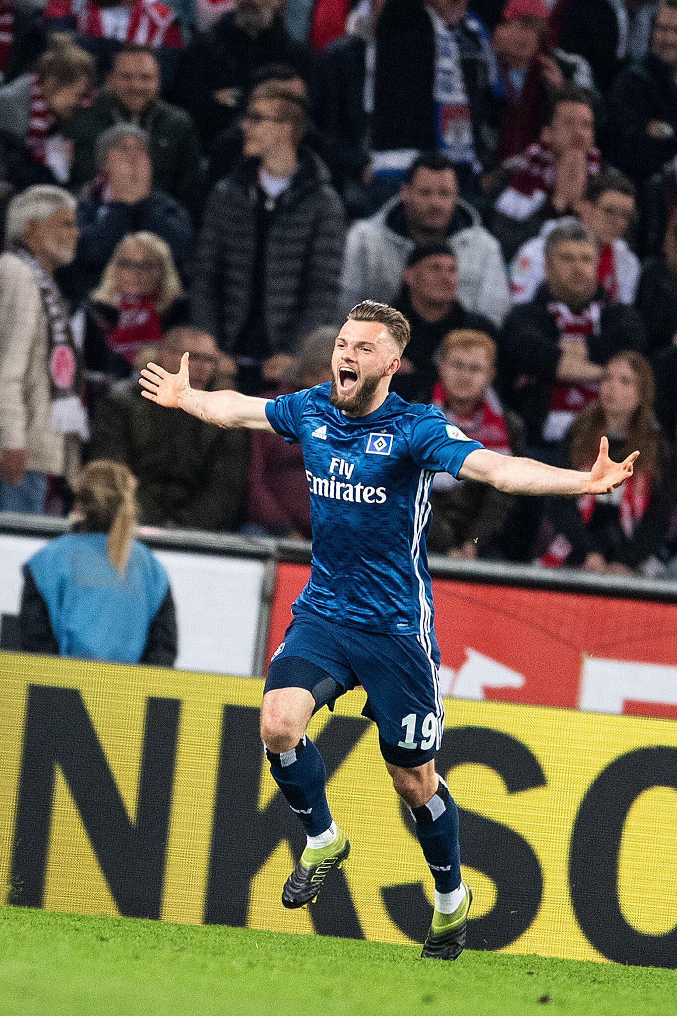 Bild zu 1. FC Cologne - Hamburger SV