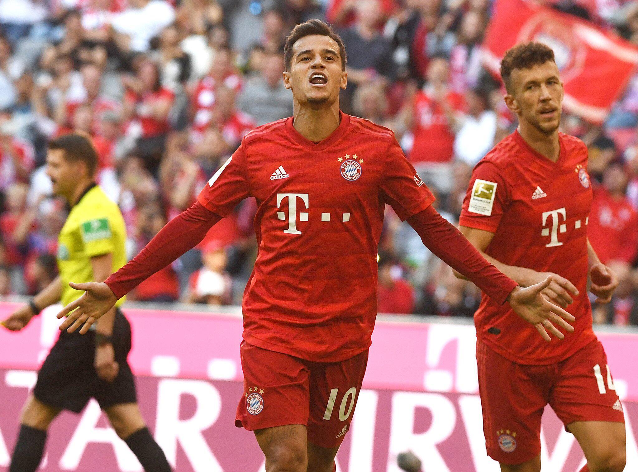 Bild zu Bayern München - 1. FC Köln