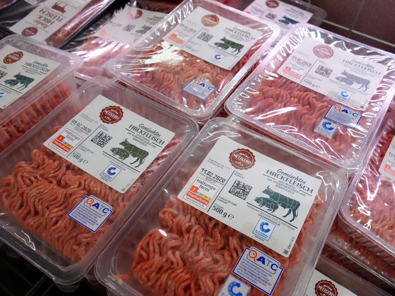 Bild zu Lebensmittel, Fleisch