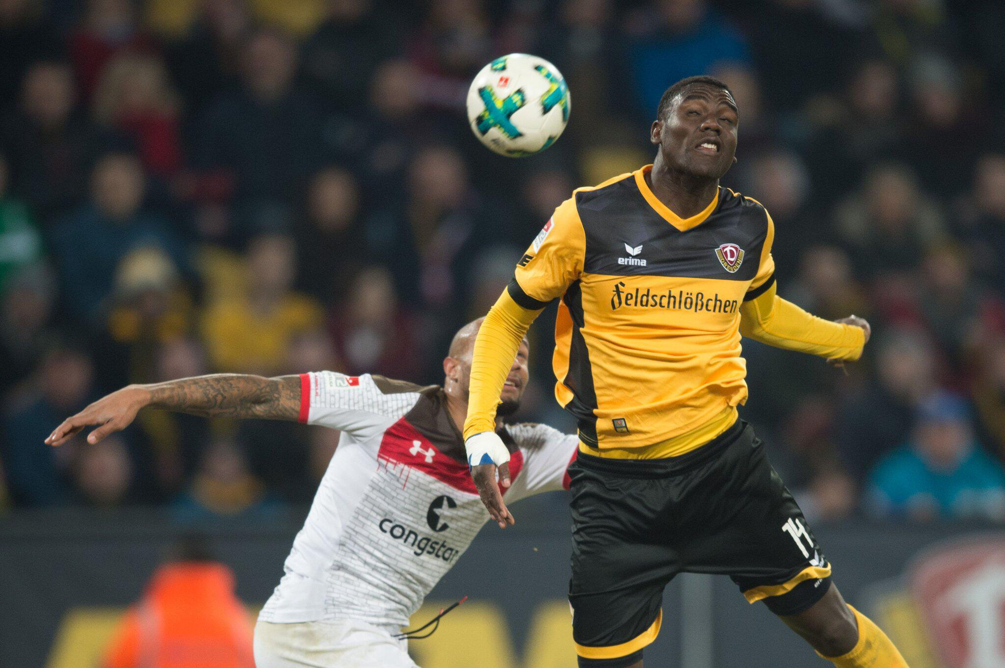 Bild zu Dynamo Dresden - FC St. Pauli