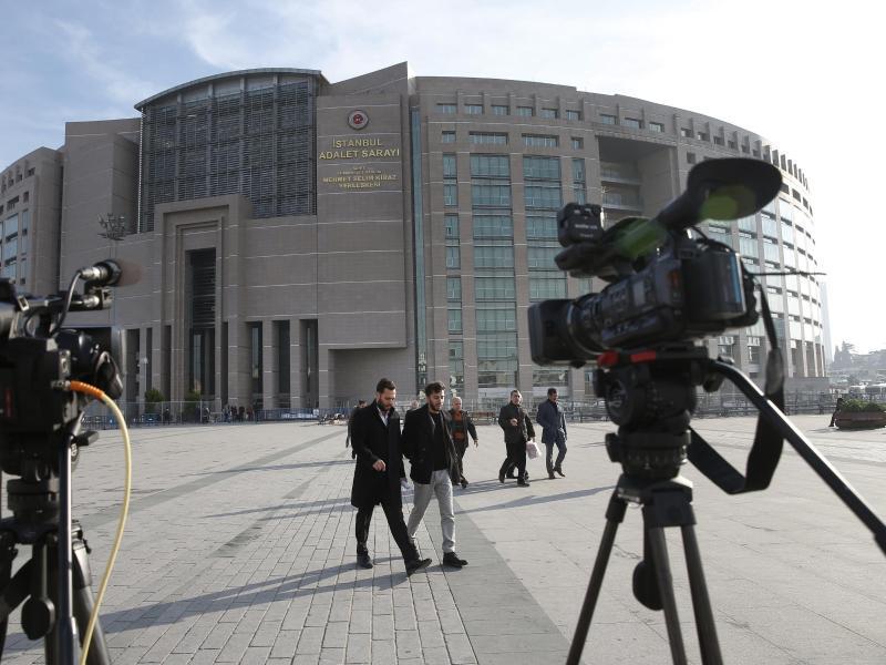 Bild zu Gerichtsgebäude in Istanbul