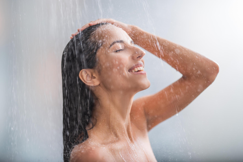 Bild zu Dusche