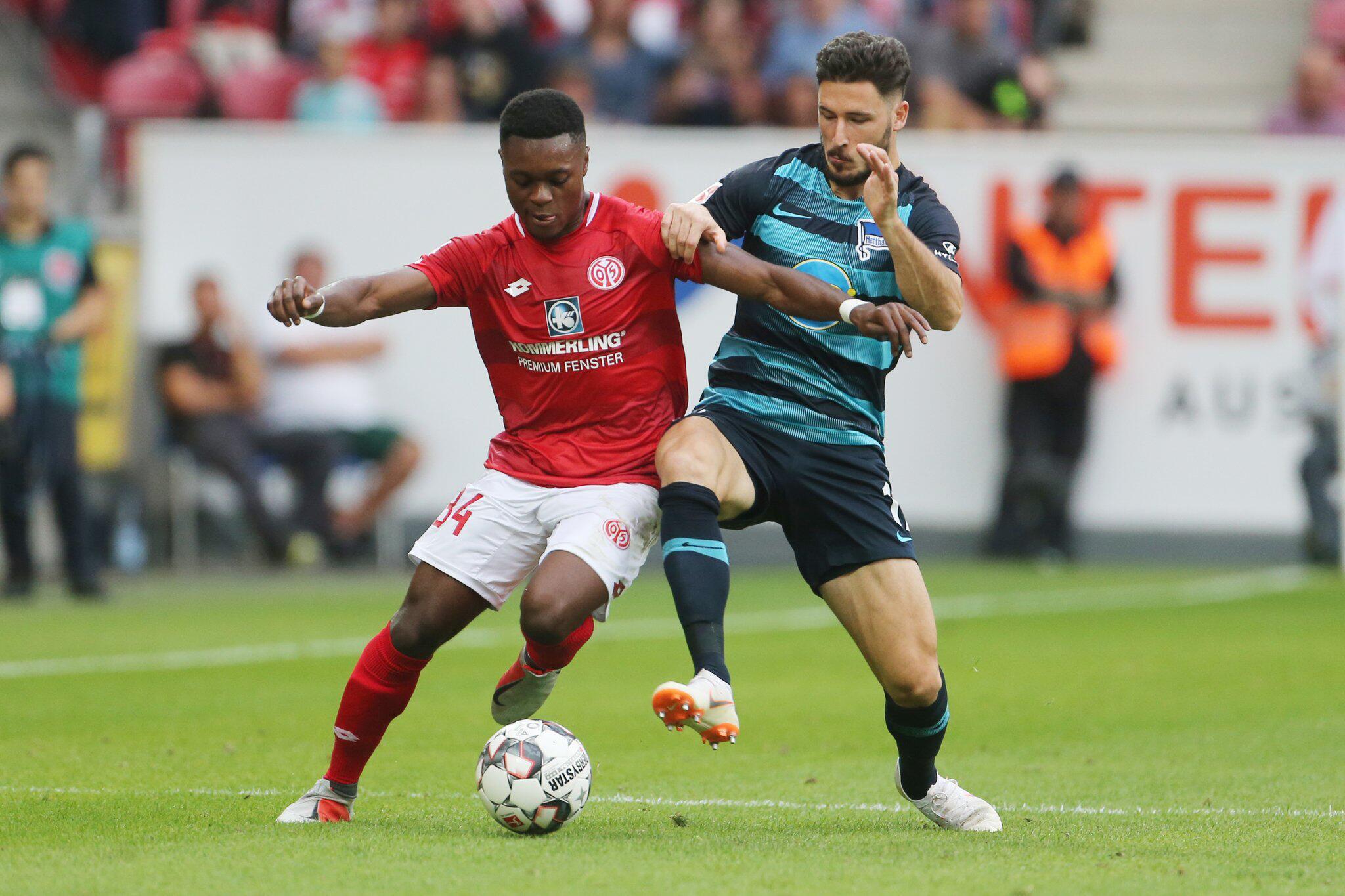 Bild zu FSV Mainz 05 - Hertha BSC