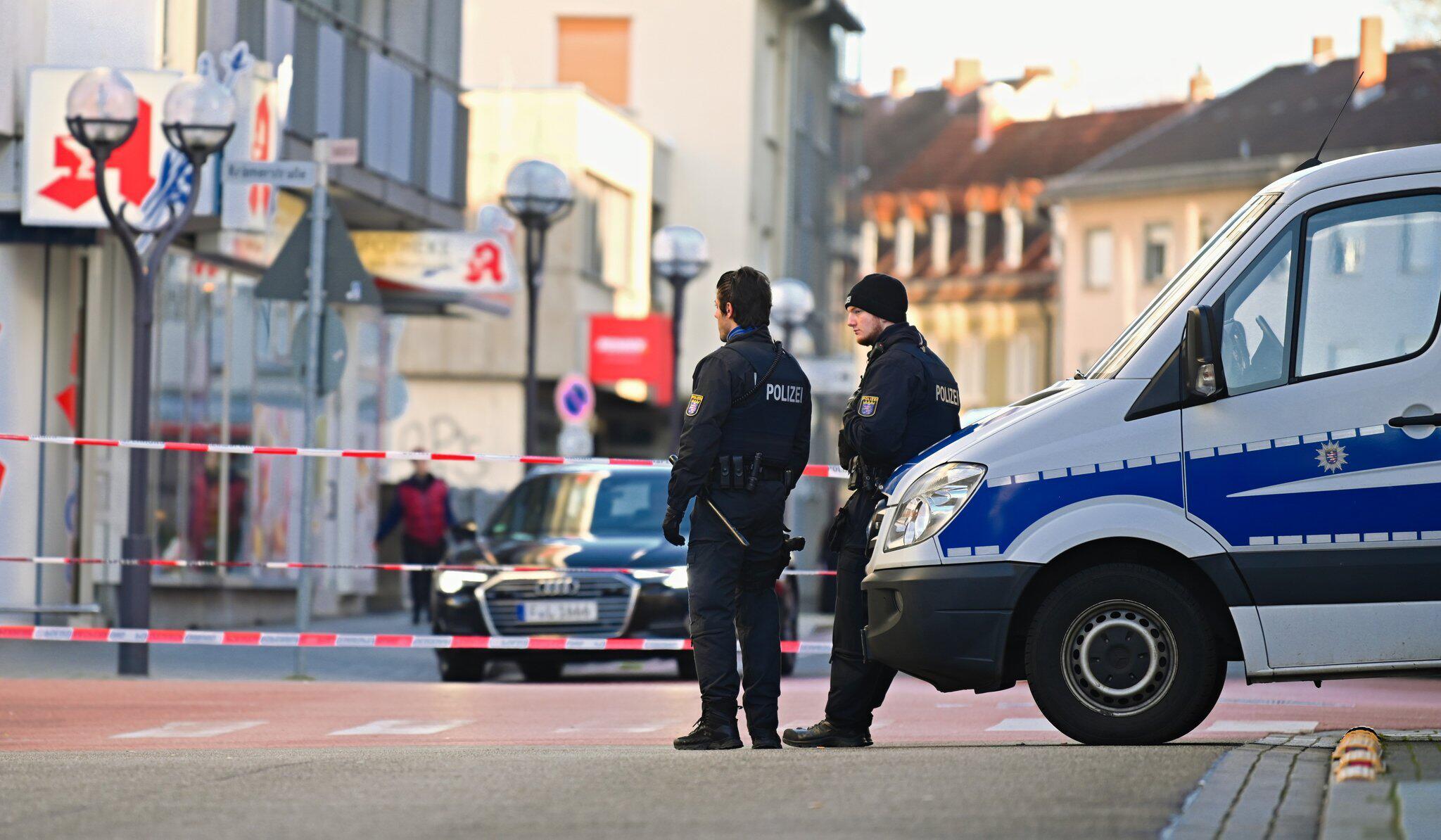Bild zu Nach Schüssen in Hanau