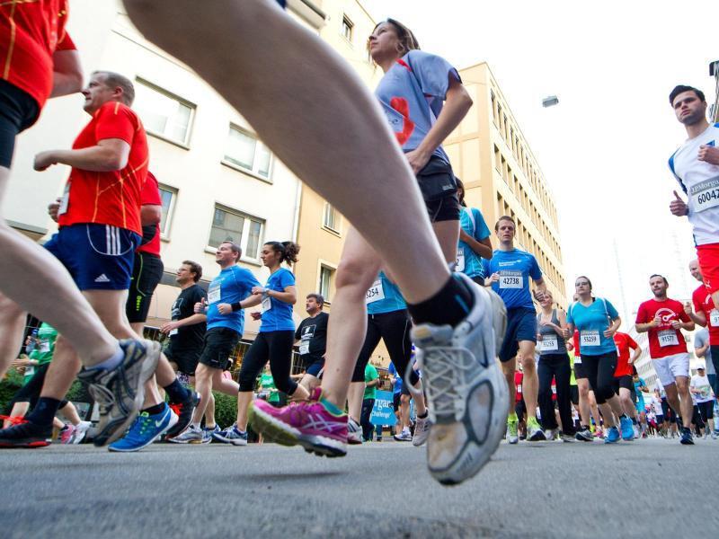 Bild zu JP Morgan Corporate Challenge Lauf