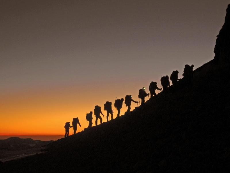 Bild zu Am Aconcagua in Argentinien