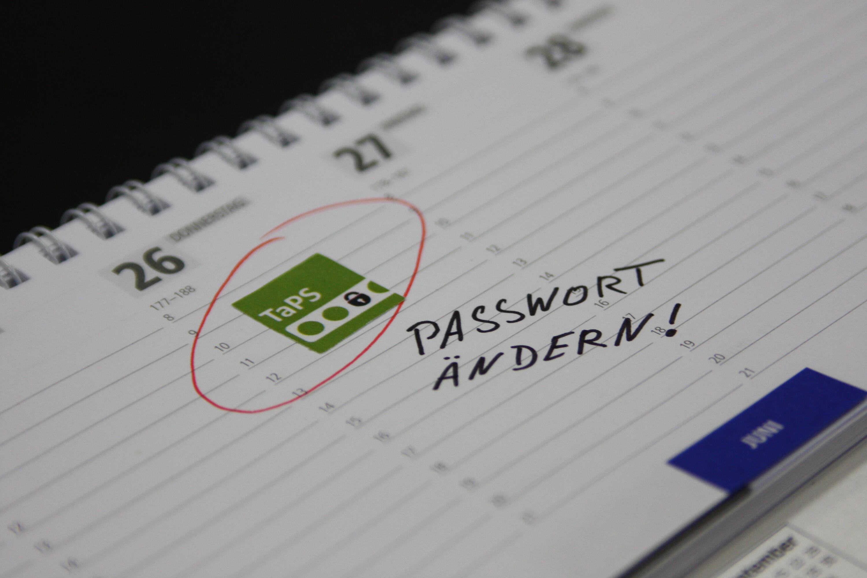 Bild zu Tag der Passwortsicherheit