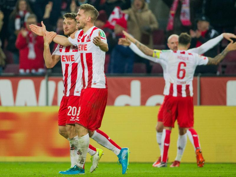 Bild zu 1. FC Köln - Borussia Mönchengladbach