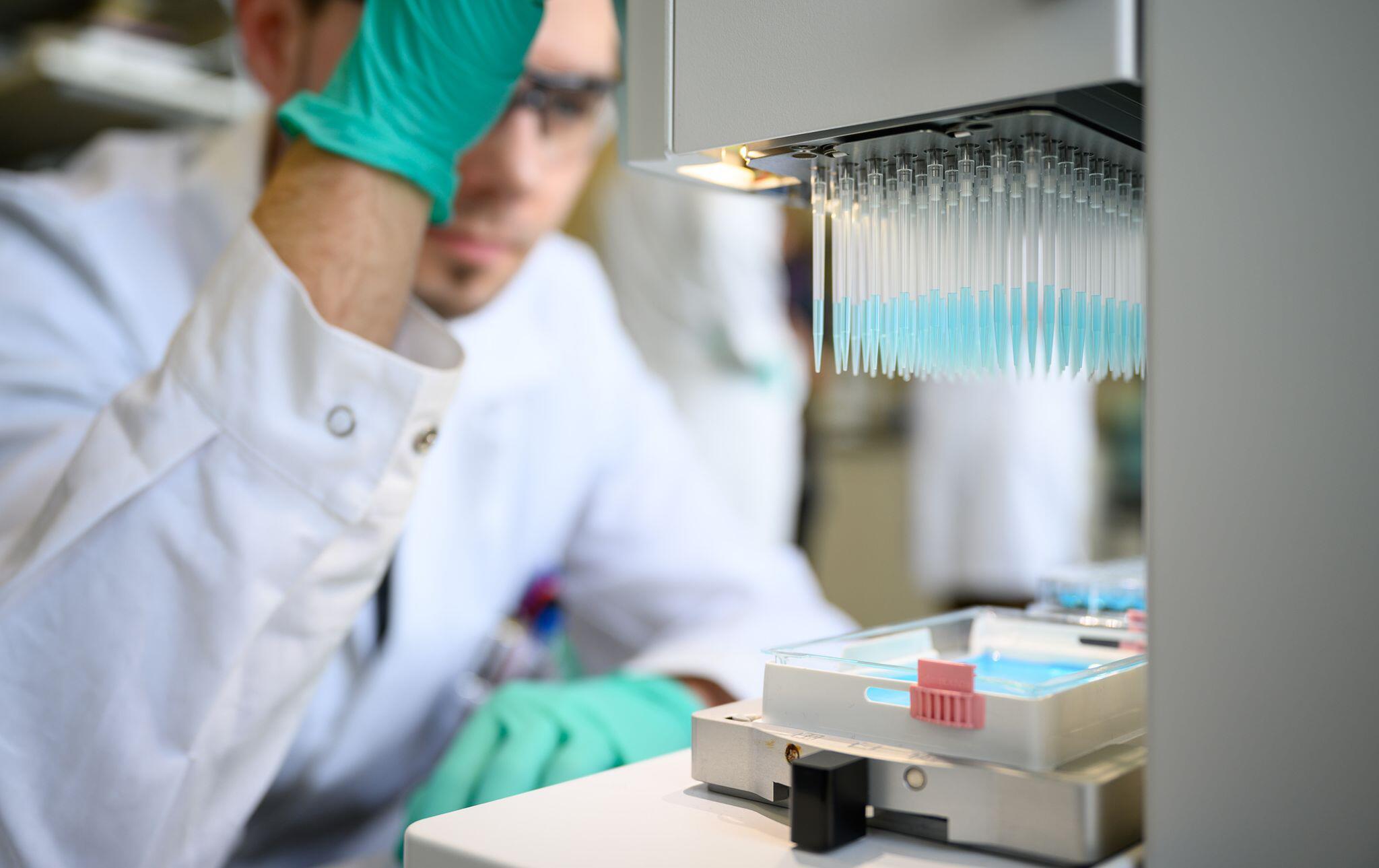 Bild zu Biotech-Unternehmen Curevac