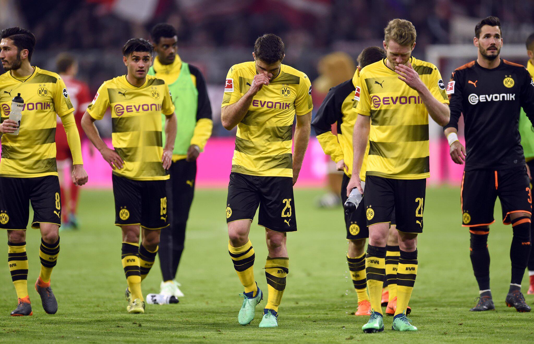 Bild zu Bayern München - Borussia Dortmund