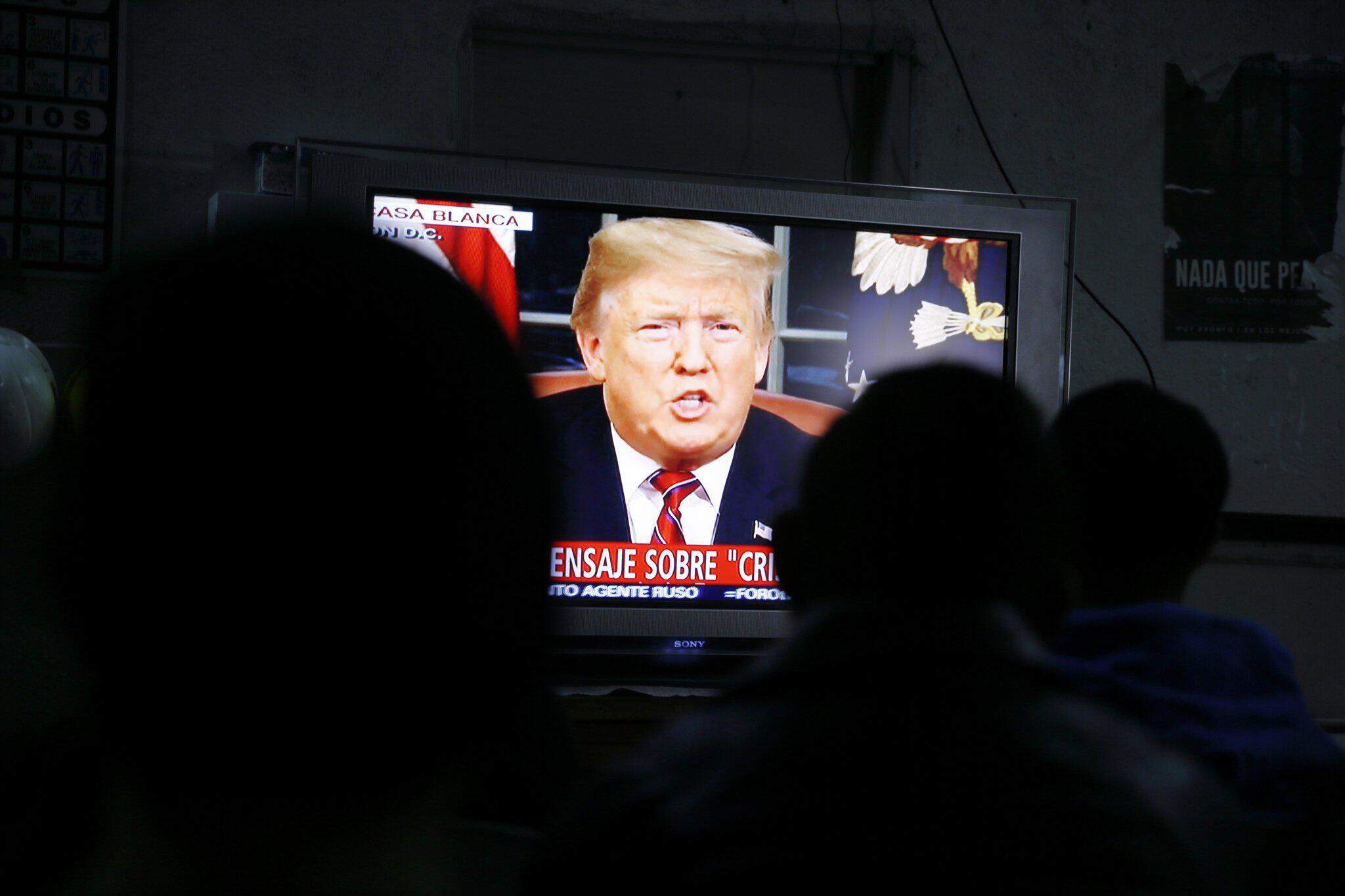 Bild zu Fernsehansprache von US-Präsident