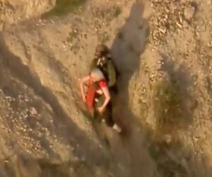 Klettern, Rettung